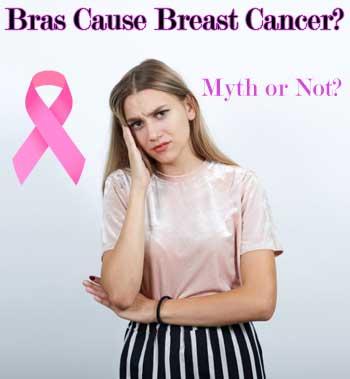 Bras Cause Breast Cancer