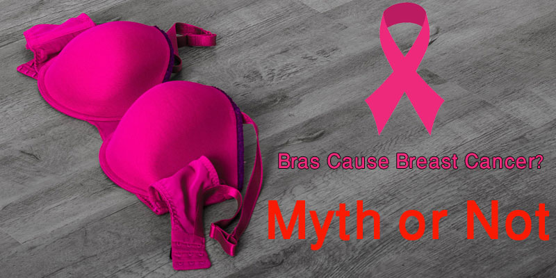 Bras Cause Breast Cancer?