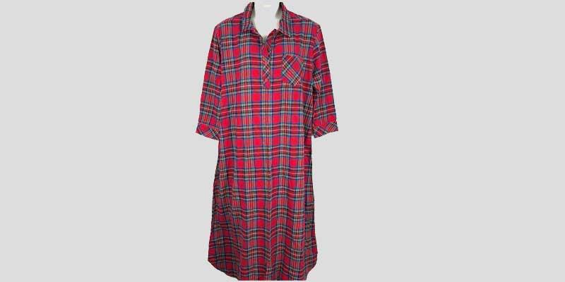 Best Flannel Nightgowns