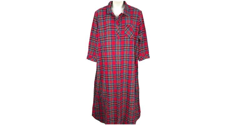 Best Flannel Nightgowns