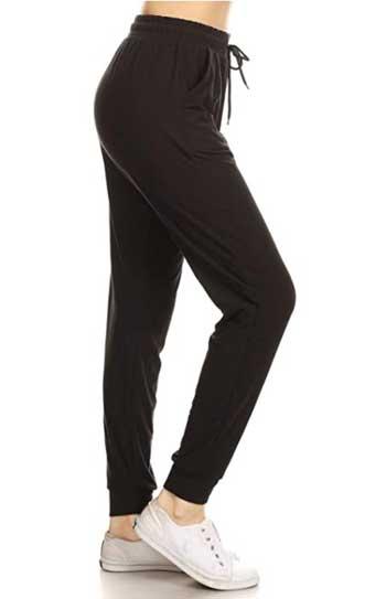 Leggings Depot Most Comfortable Women's Sweatpants With Pocket