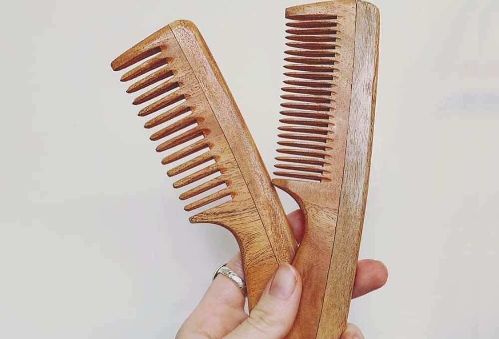 best wide tooth comb