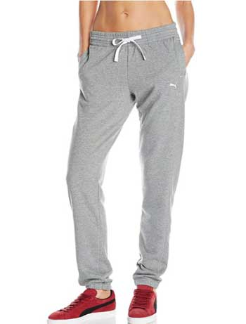 puma sweatpants womens