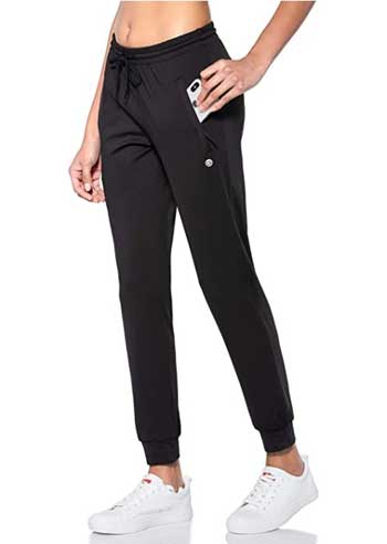 running sweatpants women's