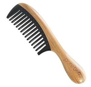 wide tooth comb for wavy hair
