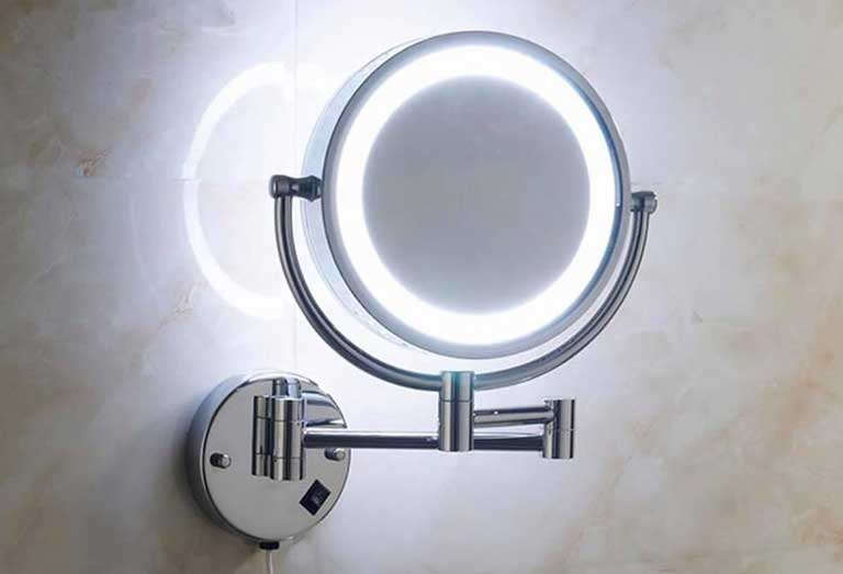 Best Wall Mounted Makeup Mirror Lighted