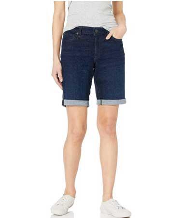 denim shorts for big thighs