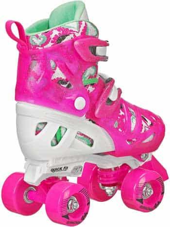 pink roller skates for women