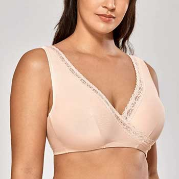 Comfortable Bra Sleep Plus Size