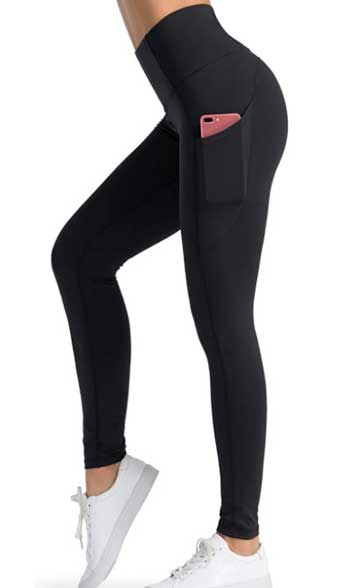 Dragon Fit Yoga Leggings With 3 Pockets