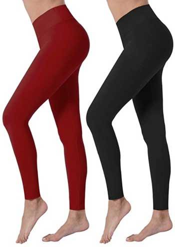Valandy High Waisted Leggings For Women Plus Size