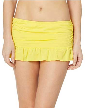 kenneth cole swim skirt