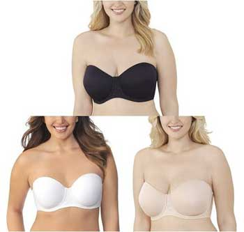 strapless bra for ddd cups