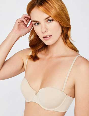 strapless bras for small breasts