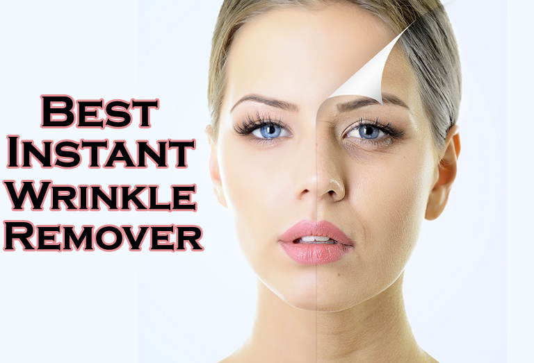 Best Instant Wrinkle Removers