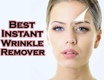 Best Instant Wrinkle Remover