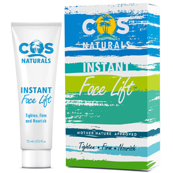 COS Naturals Instant Face Lift Firming Cream for Wrinkles