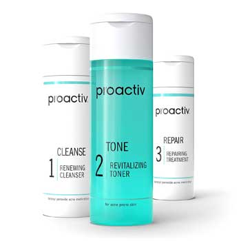 Proactiv 3 Step Acne Treatment Face Wash