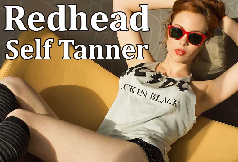 Best Self Tanners For Redheads