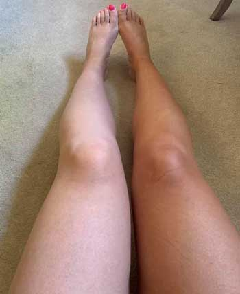 Indoor Tanning Lotion For Legs