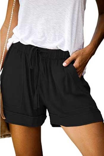 Queen Plus Women's Comfy Shorts