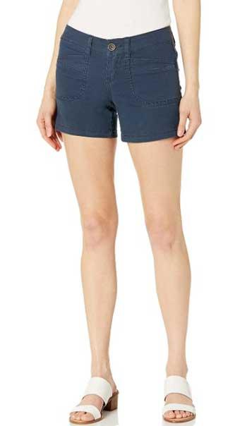 Unionbay Women's Darcy Stretch Short for Skinny Legs
