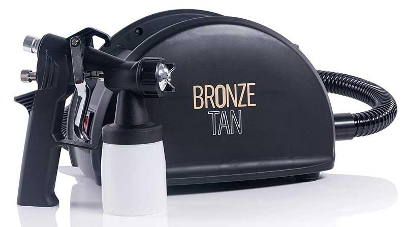 Bronze Tan Professional Spray Tan Machine