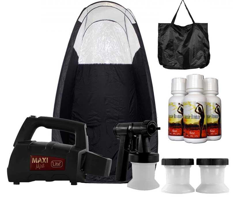 MaxiMist Lite Plus Sunless Spray Tanning Machine