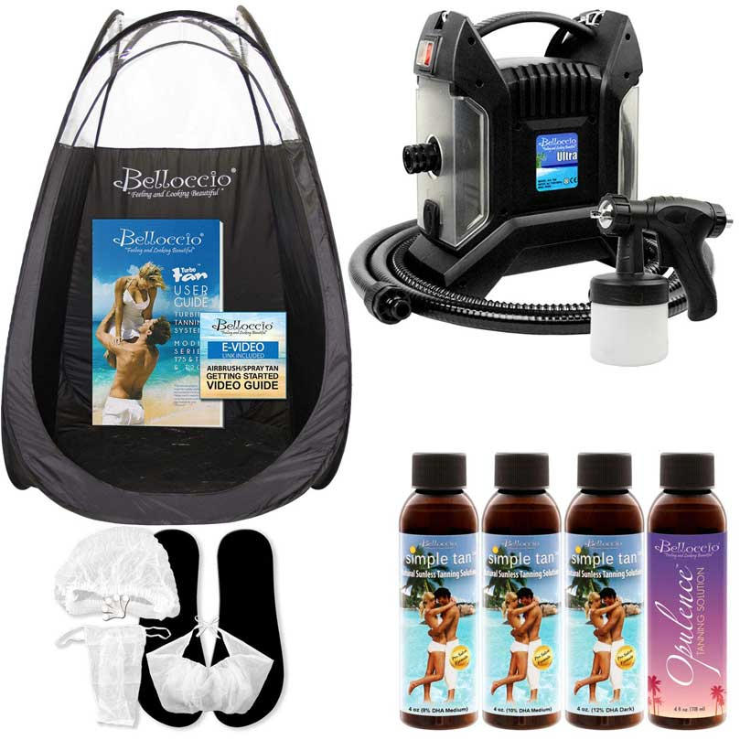 Ultra Pro T85-QC High-Performance Sunless Tanning System