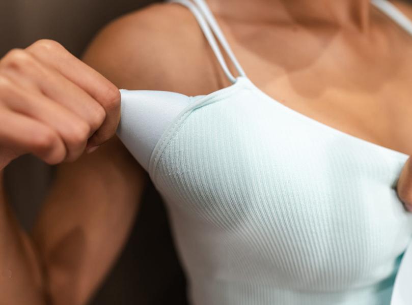 Average Breast Size