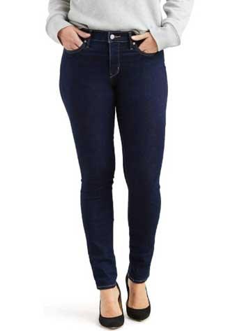 Levi's Women's Shaping Skinny Jeans
