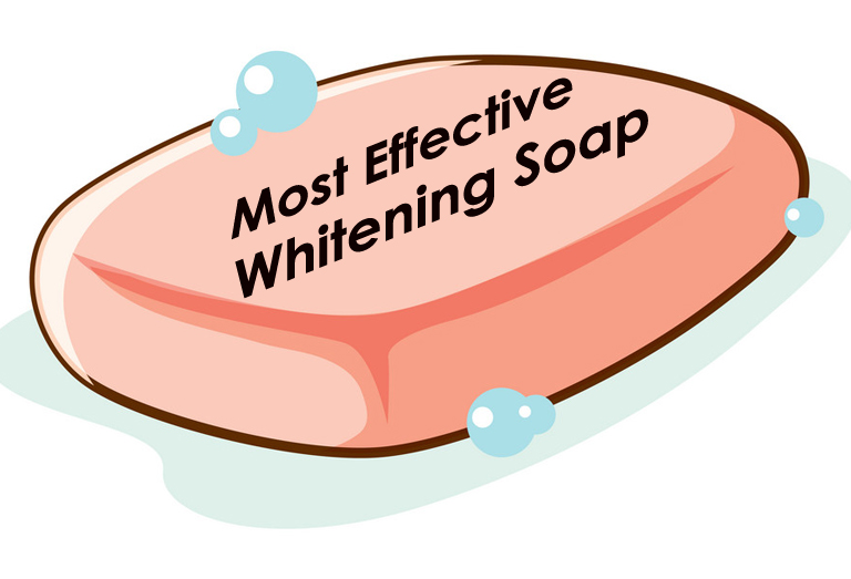 Most Effective Whitening Soap