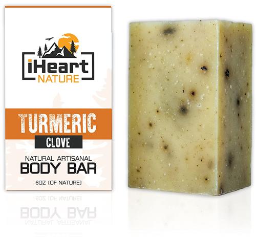 Organic Turmeric Soap Bar Made in USA