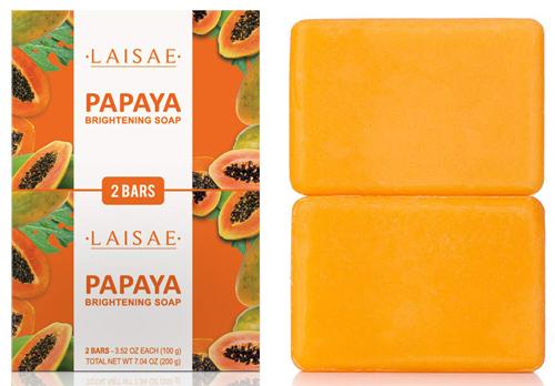 Papaya Brightening Soap