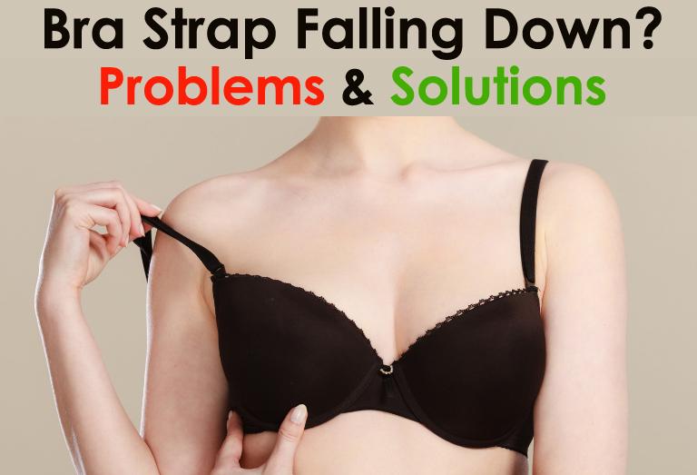 Why Do My Bra Straps Fall Down